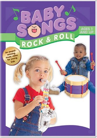 Baby Songs Dvd front-1079235
