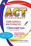 img - for ACT Assessment (REA) - The Very Best Coaching and Study Course for the ACT (Test Preps) book / textbook / text book