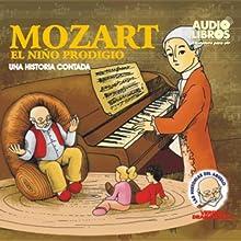 Mozart, El Nino Prodigo: Una Historia Contada (Texto Completo) [Mozart, The Boy Prodigy ] Audiobook by  Yoyo USA, Inc