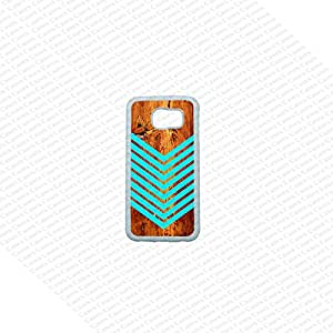 Krezy Case Samsung Note 5 Case, Cute Samsung Note 5 Cover, Best Chevron Pattern on wood Samsung Note 5 Case (Not a real wood), Note 5 Case, Cool Note 5 Case
