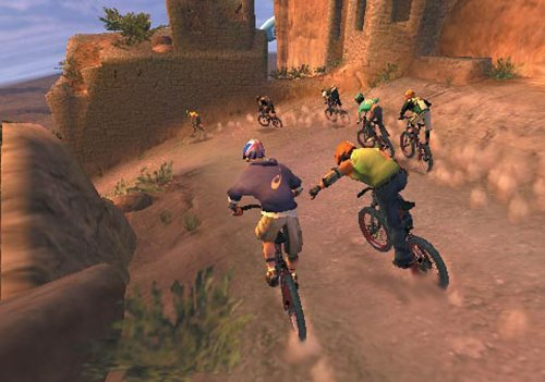 Meaty, downhill domination cheats ps2 love there big