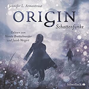 Origin. Schattenfunke: 6 CDs (Obsidian, Band 4)