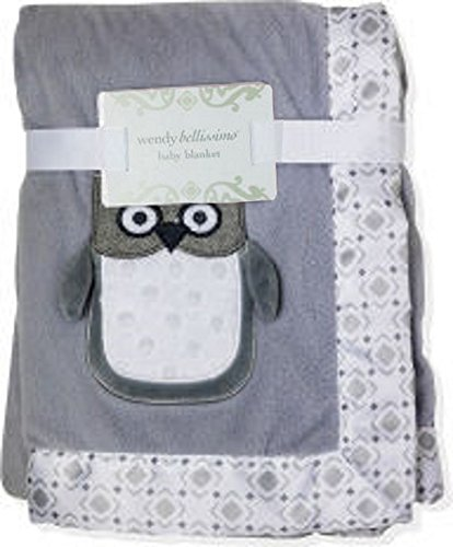 Wendy Bellissimo Baby Blanket - 1
