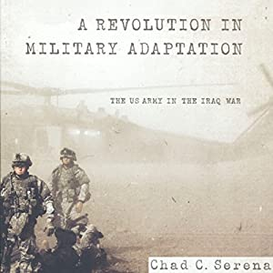 A Revolution in Military Adaptation Audiobook