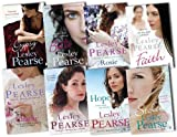 Lesley Pearse Lesley Pearse 8 Books Collection Pack Set RRP: £63.92 (Belle, Charlie, Stolen, Secrets, Rosie, Faith, Hope, Gypsy)