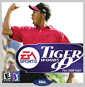 Tiger Woods 99 (Jewel Case) - PC