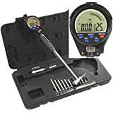 "Anytime Tools 2"" - 6"" ELECTRONIC DIGITAL PRECISION ENGINE CYLINDER HOLE BORE GAUGE GAGE - RESOLUTION 0.00005"""