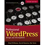 Professional WordPress: Design and Developmentby Brad Williams