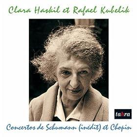Clara Haskil et Rafael Kubelik