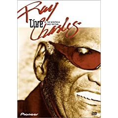 Ray Charles - Live at the Montreux Jazz Festival - DVD (Zone USA)
