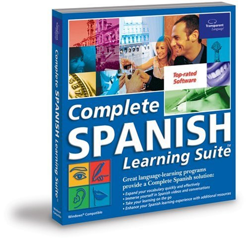 Buy Complete Spanish Learning Suite Old VersionB000093HLR Filter