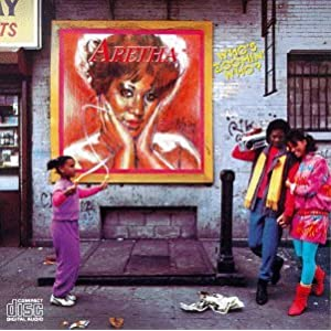 Aretha Franklin - Who's Zoomin Who CD
