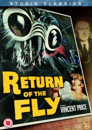 Return of the Fly / Возвращение мухи (1959)