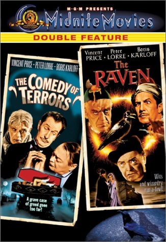 Comedy of Terrors & Raven [DVD] [1964] [Region 1] [US Import] [NTSC]