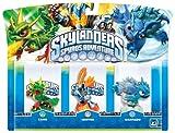 echange, troc Figurine Skylanders : Spyro's adventure - Camo + Ignitor + Warnado