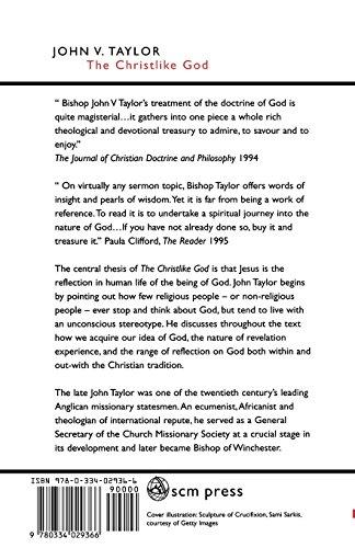The Christlike God