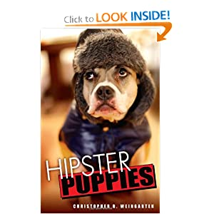 Hipster Puppies book