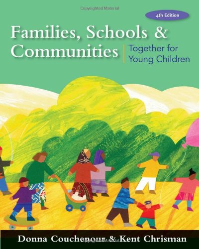 Families, Schools and Communities: Together for Young...