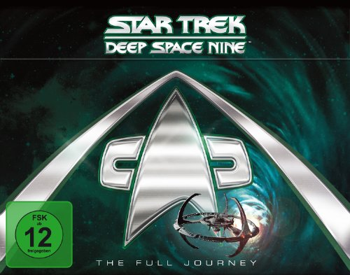 Star Trek: Deep Space Nine - The Full Journey [46 DVDs]