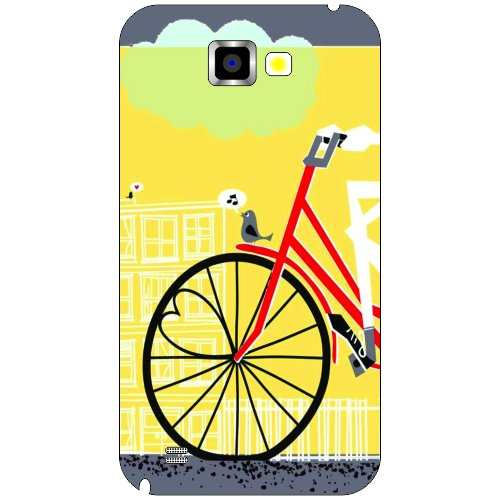 Samsung Galaxy Note 2 Wheel Phone Cover