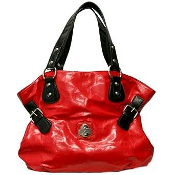 Ohio State Buckeyes Handbag by Yima by Yima