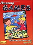 img - for Amazing Games: Activities for Smart Kids, Ages 6-10 book / textbook / text book