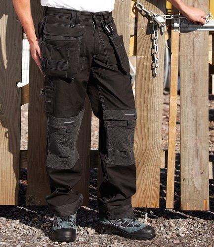 Dickies Eisenhower Professional Trousers Black 38/T