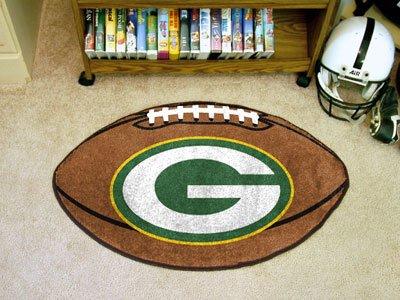 Fanmats Green Bay Packers Football Rug 22