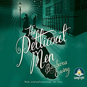 The Petticoat Men Audiobook