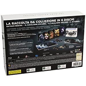 Il cavaliere oscuro - Trilogia (ultimate collector's edition) [(ultimate collector's edition)] [Imp