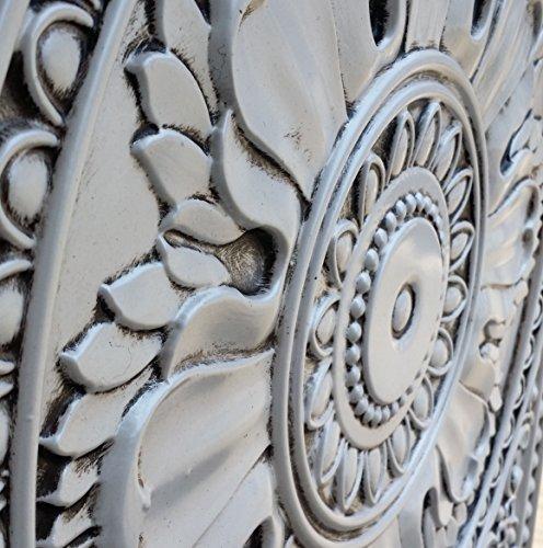 PL17 imitation boîte 3D dalles de plafond Blanc antique relief Café pub shop Panneaux muraux de décoration 10pieces/lot