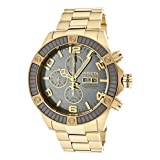 Invicta Mens Reserve Pro Diver Limited Swiss Valjoux 7750 Automatic Hematite Dial Watch 10610