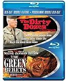 The Dirty Dozen/ The Green Berets (DBFE) [Blu-ray] (Bilingual)