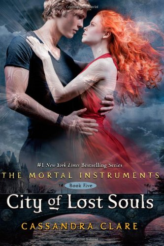 Cover of City of Lost Souls (The Mortal Instruments, Book 5)