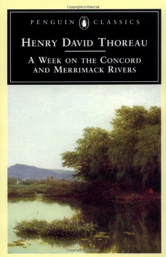 A week on the Concord and Merrimack Rivers., Thoreau, Henry David