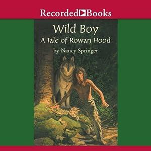 Wild Boy Audiobook