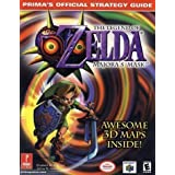The Legend of Zelda: Majora's Mask: Prima's Official Strategy Guide by Hollinger, Elizabeth, Ratkos, James [Paperback...
