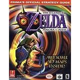 The Legend of Zelda: Majora's Mask: Prima's Official Strategy Guide by Hollinger, Elizabeth, Ratkos, James [Paperback...