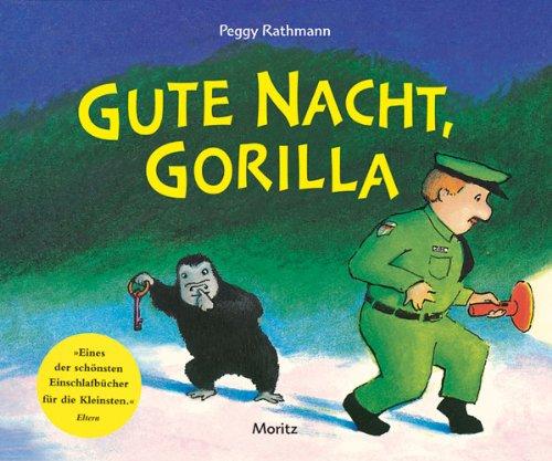 Gute Nacht, Gorilla!: Pappbilderbuch das Buch von Peggy Rathmann - Preise vergleichen & online bestellen