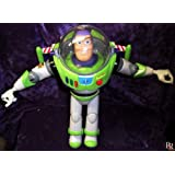 BUZZ LIGHTYEAR Ultimate Talking Action Figureby DISNEY - THINKWAY