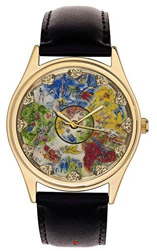 plafond-chagall-de-lopera-de-paris-montre-bracelet-de-collection