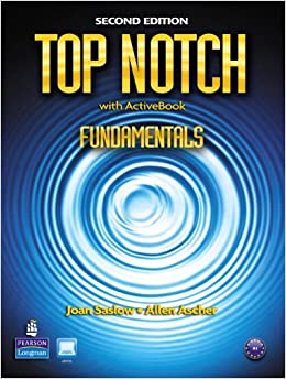 Top Notch Fundamentals Student Book and Workbook Pack (2nd