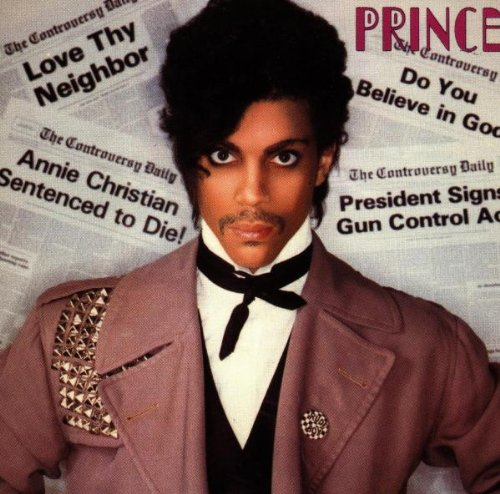 CD : Prince - Controversy (CD)