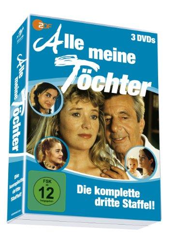 Alle meine Töchter - Die komplette 3. Staffel auf 3 DVDs!