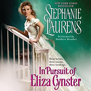 In Pursuit of Eliza Cynster: A Cynster Novel | [Stephanie Laurens]