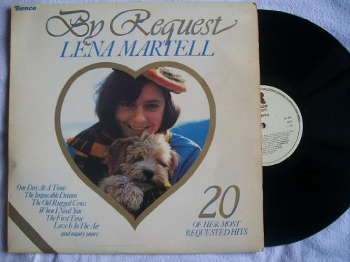 martell-lena-by-request-lp-ronco-rtl2046-ex-ex-1980