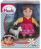 Studio 100 700012250 - Puppen-Set, 2-teilig - Heidi mit Ziege