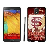 Hot Sale Samsung Galaxy Note 3 Case Ncaa ACC Atlantic Coast Conference Florida State Seminoles 07 Special Protective Phone Covers at Amazon.com