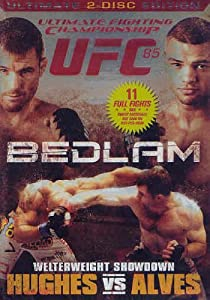 Ultimate Fighting Championship, Vol. 85