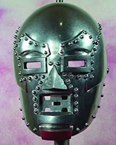 Amazon.com: Mask of Dr. Doom 1/1 Scale Replica: Toys & Games